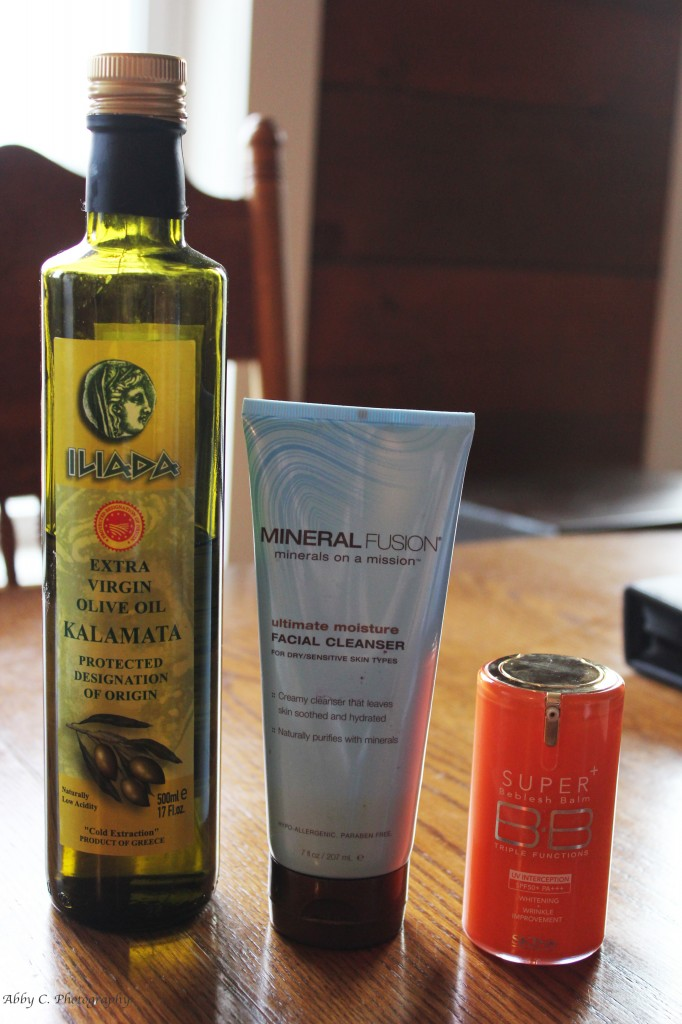 EVOO, Mineral Fusion, Skin79 BB Cream