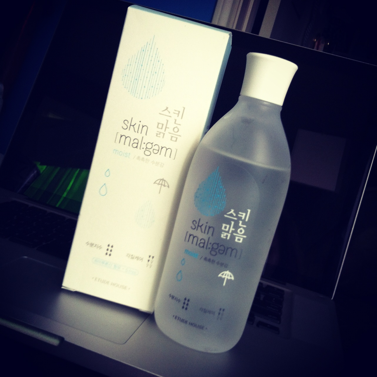 Review on Etude House Skin Mal:gem (or Malgem) JongHyun Moist